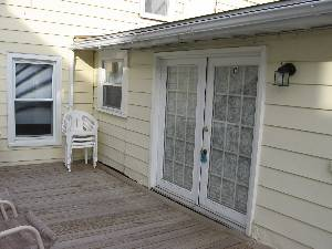 Unit C Private Deck