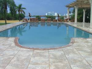 Pool Deck-Newly Inst