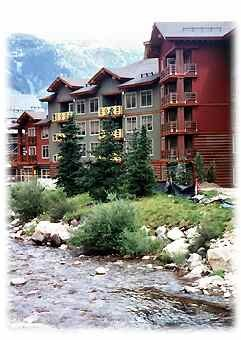 Tucker Mtn Lodge