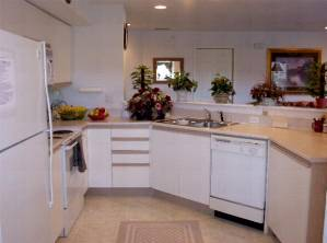 Spacious Kitchen!