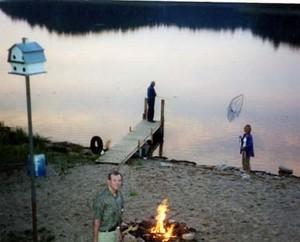 Firepit & Beach