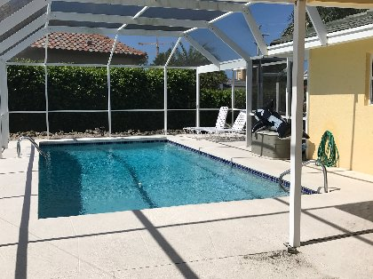 14 x 28 heated pool