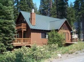 Cozy Tahoe Cabin