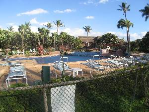 Large Heated Pool