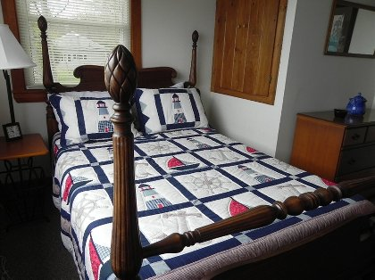 double bed 2nd floor
