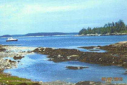 midcoast shoreline