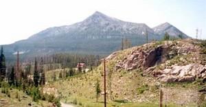 View of Peaks