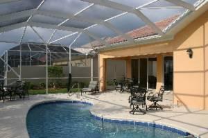 Pool/Lanai Area