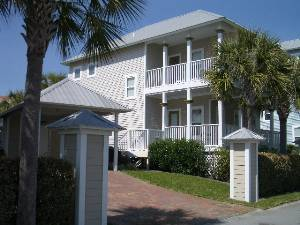 Gulf view porches