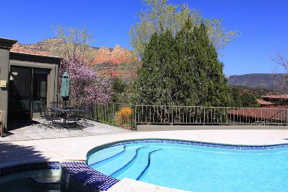 West Sedona, Arizona Pet Friendly Rentals