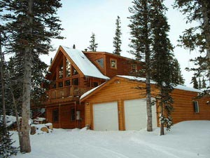 luxury log cabin bear bedroom cabins lodging the rental breckenridge