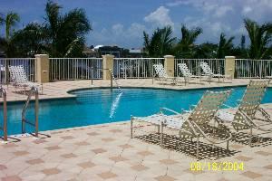 Pool #1 Lap