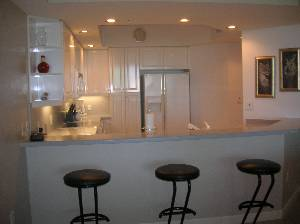 Kitchen and Bar