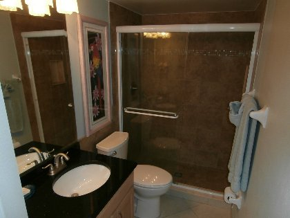 Front bathroom