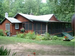 Deep Woods Cabin