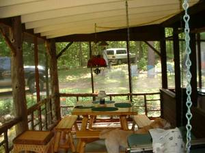 Deep Woods Porch 2