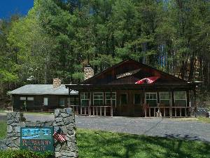 Lake Nantahala, North Carolina Golf Vacation Rentals