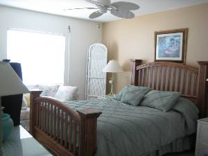 Gulf-front Bedroom