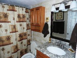 Unit 206, Bathroom