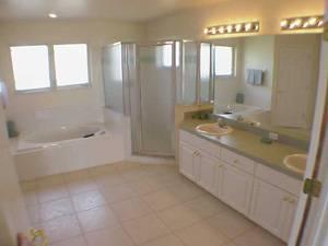 2 Master Bathrooms