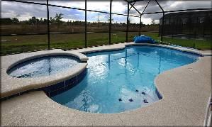 SouthFacing Pool/spa