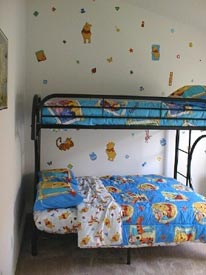 Disney themed room