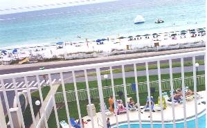 Pool and Gulf Views