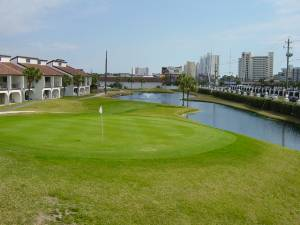 9 Hole Golf at EBR