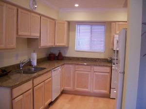 Kitchen in Condo 232