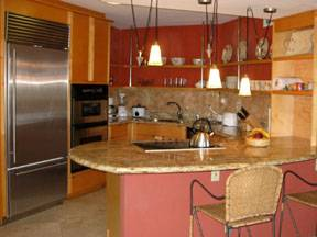 Kitchen/island