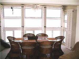 Dining room on Lanai