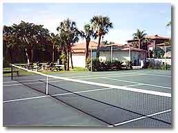 Tennis on site