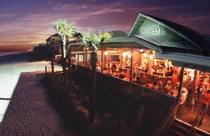 Schooners Beach Club