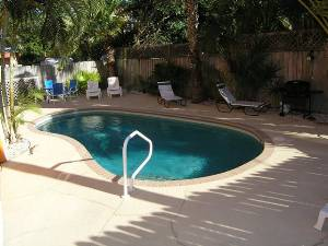 Private pool-Heated