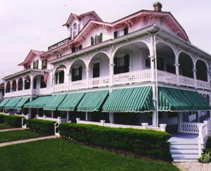 Chalfonte Hotel