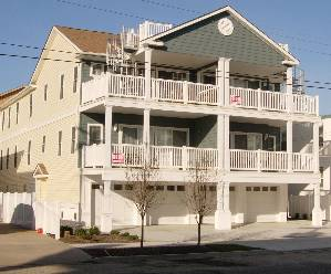 Wildwood Crest, New Jersey Vacation Rentals