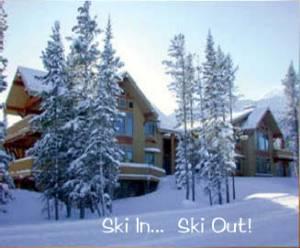Ski In... Ski Out