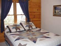 Guest Bedroom w/Q