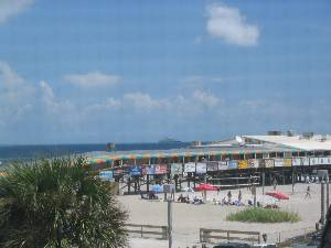 Ocean and Pier Views