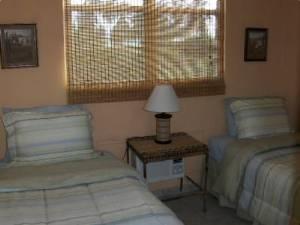 A/C bedrooms