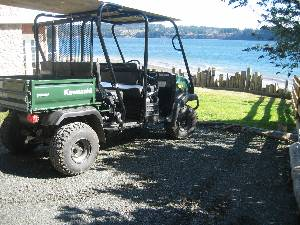 MULE ATV