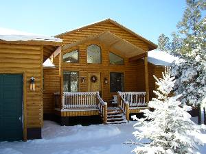 Arizona North Central Cabin Rentals