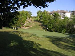 18-hole golf