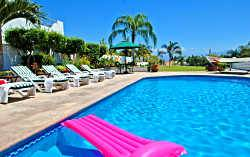 Casa Parota Pool