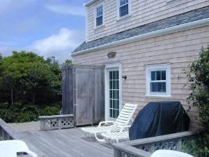Deck, Outside Shower