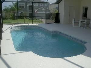 Fantastic sunny pool