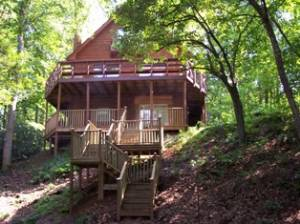 Blue Ridge, Georgia Golf Vacation Rentals