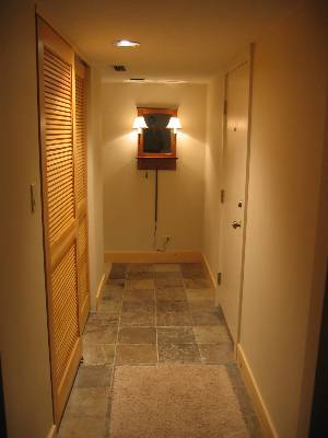 Entryway / Mud Room