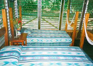 screened and airy