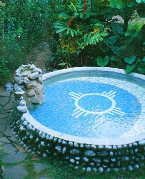 Artesian pool